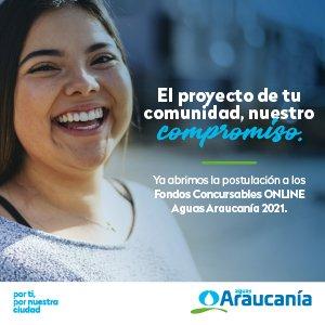 Aguas Araucanía